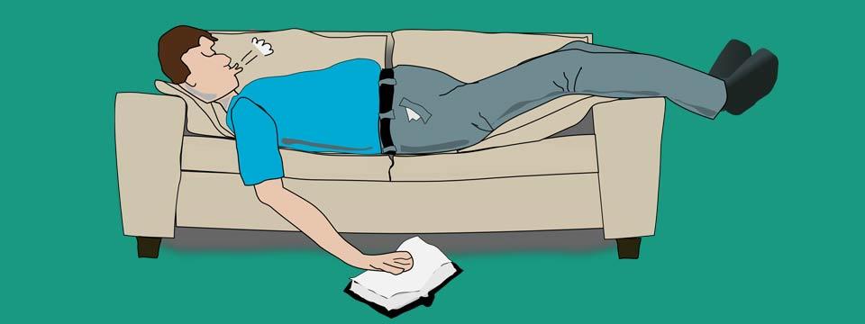 Schlafstörungen und Schlaflosigkeit